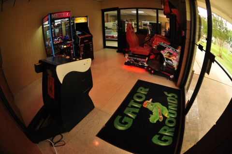 Arcade open to all ages!